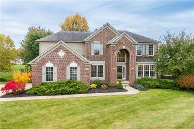 Avon OH Single Family Home Sold: $427,000