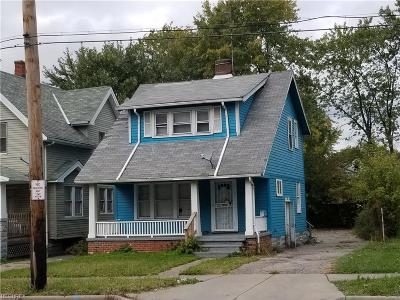 Cleveland Single Family Home For Sale: 12815 Harvard Ave