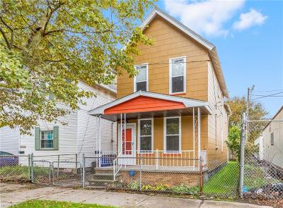 Single Family Home For Sale: 1840 West 54 St