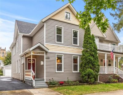 Cleveland Single Family Home For Sale: 1948 West 50 St