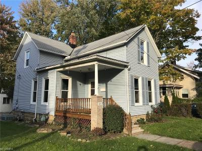Berea Single Family Home For Sale: 63 Spring St
