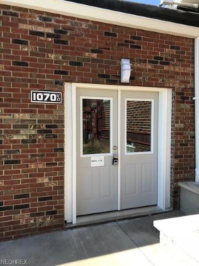 Copley Rental For Rent: 1070 1/2 Jacoby Rd