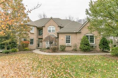 Broadview Heights Single Family Home For Sale: 8453 Camden Ct
