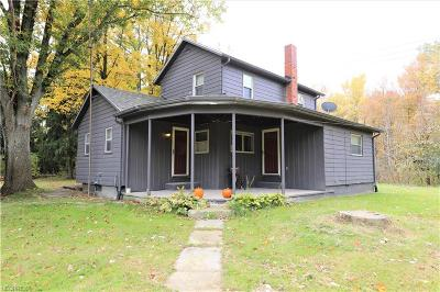 Single Family Home For Sale: 686 Carters Ford Rd