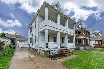 Lakewood Multi Family Home For Sale: 1636 Hopkins Ave
