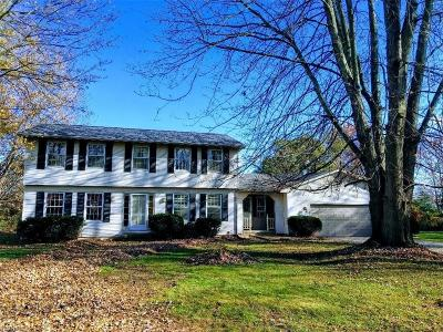 Single Family Home For Sale: 26121 Clark Rd