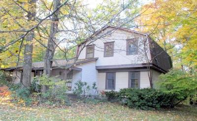Boardman Single Family Home For Sale: 404 Rockland Dr