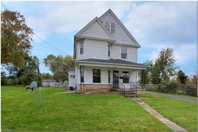 Elyria Single Family Home For Sale: 1056 West River Rd North