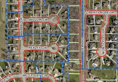 Lorain County Residential Lots & Land For Sale: Lear