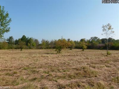 Geauga County Residential Lots & Land For Sale: 15120 Gar Highway