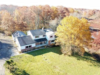 Geauga County Single Family Home For Sale: 14350 Bridle Ln