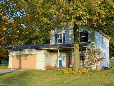 Licking County Single Family Home For Sale: 398 North Summit Ridge Rd Southwest