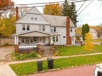 Lorain County Multi Family Home For Sale: 200 Lake Ave