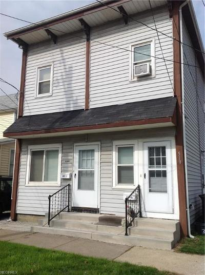 Lake County Multi Family Home For Sale: 513 High St