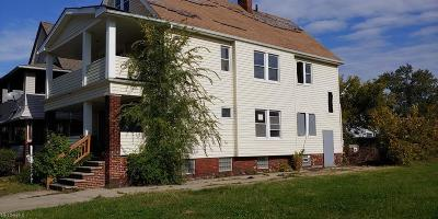 Cleveland Multi Family Home For Sale: 853 East 128th St
