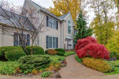 Cuyahoga County Single Family Home For Sale: 5060 Som Center Rd