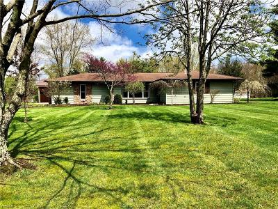 Geauga County Single Family Home For Sale: 9216 Kingsley Dr