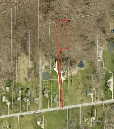Lake County Residential Lots & Land For Sale: 36175 Chardon Rd