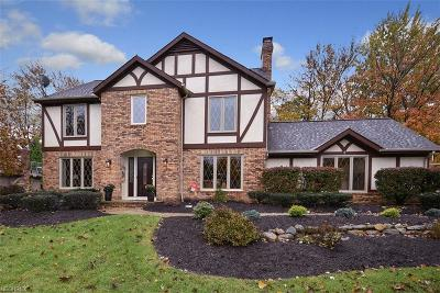 Brecksville Single Family Home For Sale: 4771 Sweetwater Dr