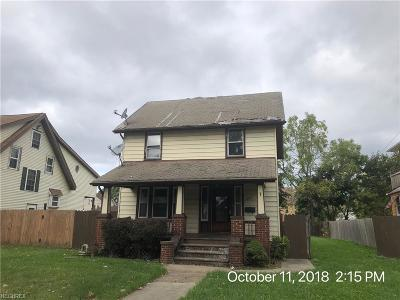 Lorain County Single Family Home For Sale: 1775 East 33rd St