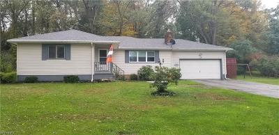Ashtabula County Single Family Home For Sale: 912 West 60th St
