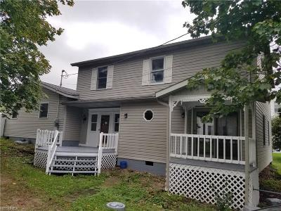 Guernsey County Single Family Home For Sale: 115 Locust St