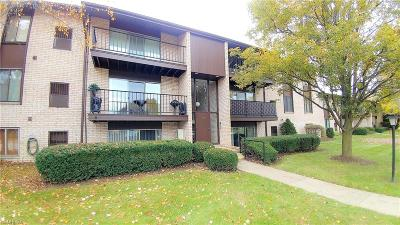 Middleburg Heights Condo/Townhouse For Sale: 16375 Heather Ln #T301