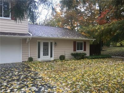 Brecksville, Broadview Heights Condo/Townhouse For Sale: 8753 Fox Rest Dr #3-11