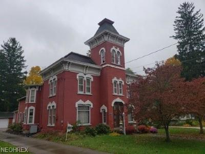 Huron County Single Family Home For Sale: 145 West Main St