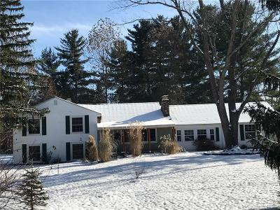 Geauga County Single Family Home For Sale: 25 Sugar Bush Ln