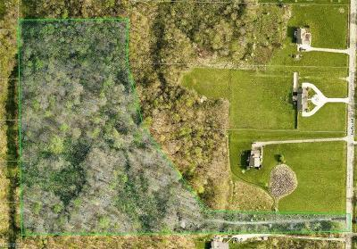 Geauga County Residential Lots & Land For Sale: 17980 Snyder Rd