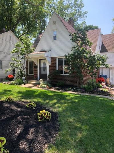 Bay Village Single Family Home For Sale: 23947 Bruce Rd