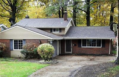 North Olmsted Single Family Home For Sale: 24365 Carla Ln