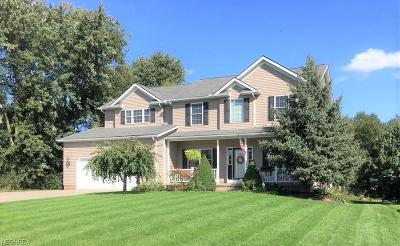 Wadsworth Single Family Home For Sale: 449 Rolling Hills Dr