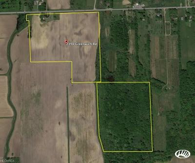 Medina County Residential Lots & Land For Sale: 2394 Greenwich Rd