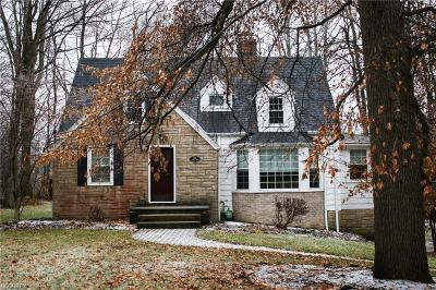 Chagrin Falls Single Family Home For Sale: 8401 Summit Dr
