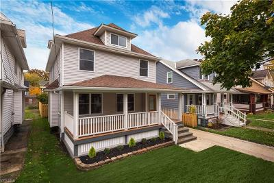 Lakewood Single Family Home For Sale: 1265 Saint Charles Ave
