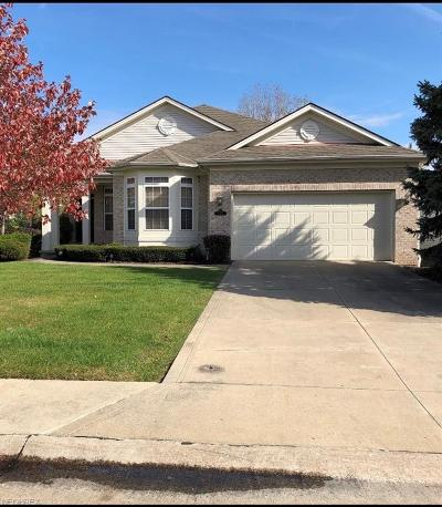 Strongsville Single Family Home For Sale: 12553 Bristol Ln