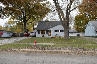 Single Family Home For Sale: 348 Wyleswood Dr