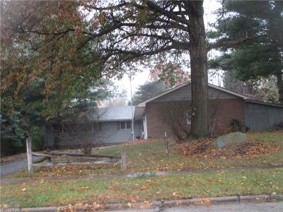 Willoughby Single Family Home For Sale: 4270 Parklawn Dr
