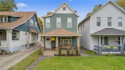 Cleveland Single Family Home For Sale: 2847 West 14th St