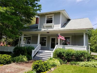 East Palestine Single Family Home For Sale: 614 West North Ave