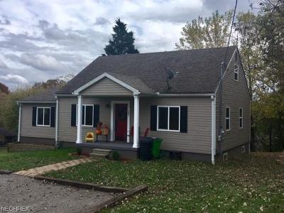 Belpre Single Family Home For Sale: 509 Wirt St