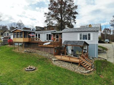 Single Family Home For Sale: 21417 Wood Rd