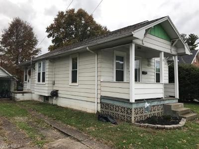Vienna Single Family Home For Sale: 116 38th St