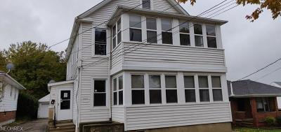 Wickliffe Multi Family Home For Sale: 1426 Bellview St