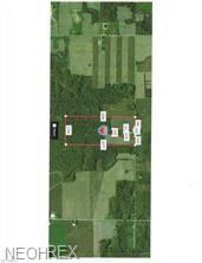 Ashtabula County Residential Lots & Land For Sale: Woodard Rd