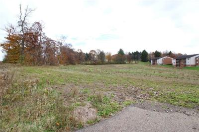 Zanesville Residential Lots & Land For Sale: Northpointe Drive- 3.9 Acres