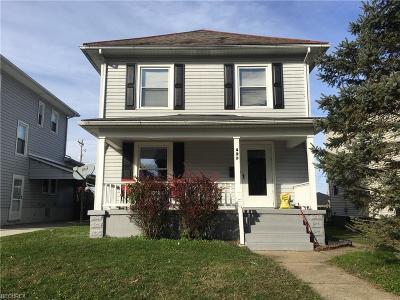 Zanesville Single Family Home For Sale: 629 Saint Louis Ave
