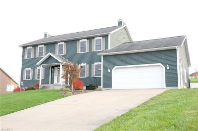 Muskingum County Single Family Home For Sale: 5635 Pine Valley Dr